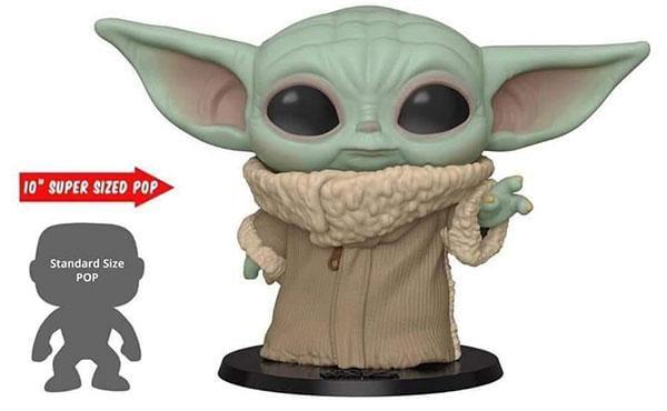 Funko Pop di Baby Yoda