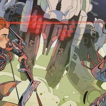 Horizon Zero Dawn fumetto
