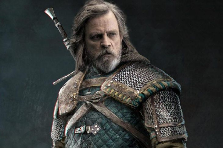 The Witcher 2 Mark Hamill