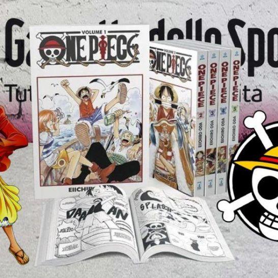 one piece manga gazzetta dello sport