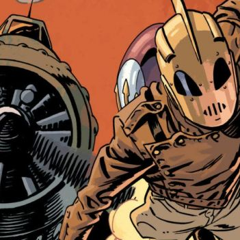 Rocketeer Carico Maledetto