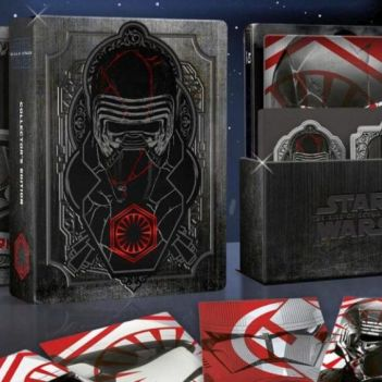 Star Wars Skywalker steelbook