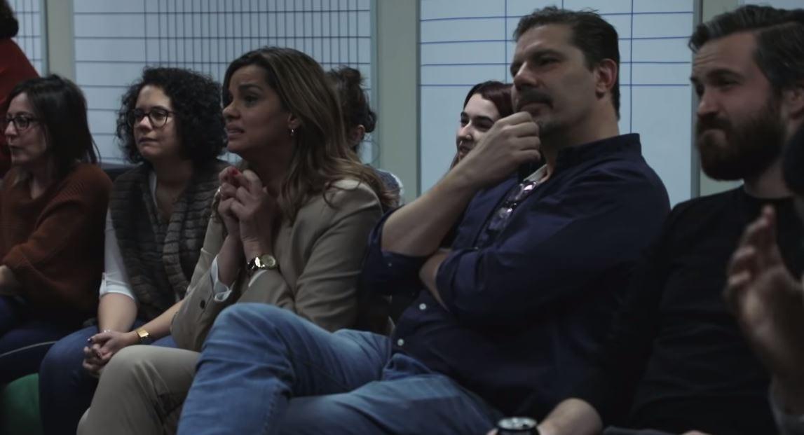 Klaus reazione Oscar 2020