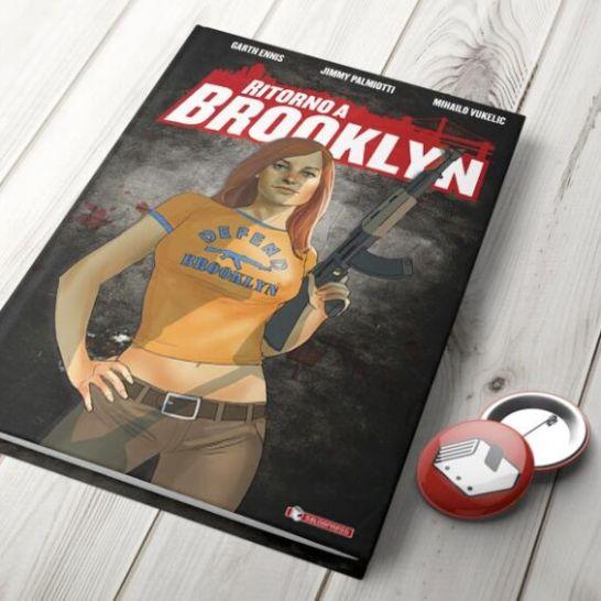 Ritorno a Brooklyn Vol. 1