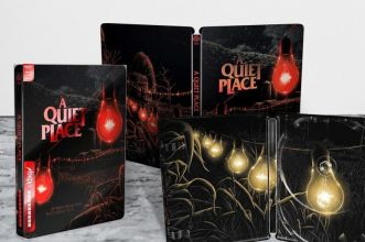A Quiet Place Steelbook