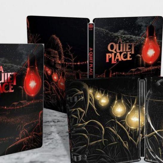 A Quiet Place Steelbook