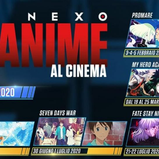 anime al cinema 2020 nexo digital
