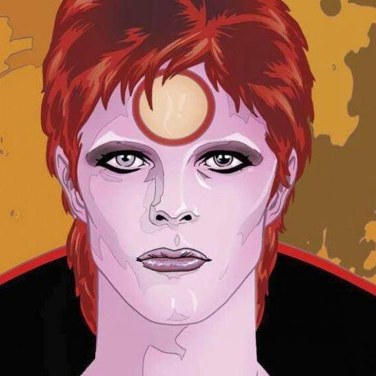 Bowie graphic novel
