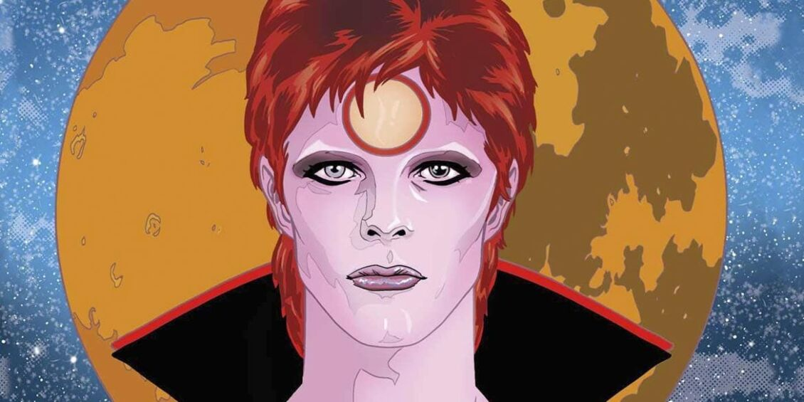 Bowie graphic novel