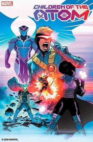 Children of the Atom marvel