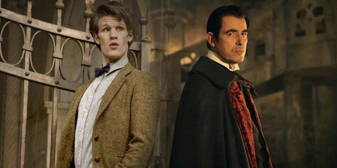 Dracula e Doctor Who