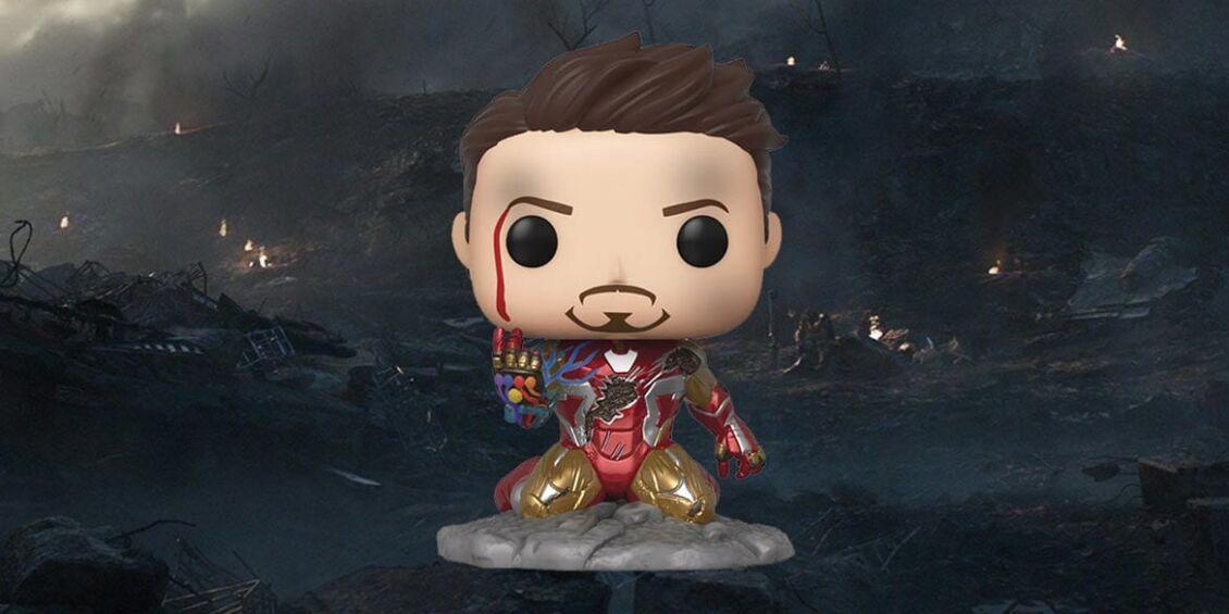 Funko POP Io sono Iron Man