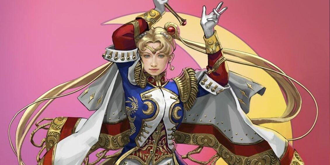 Sailor Moon Carol Azevedo