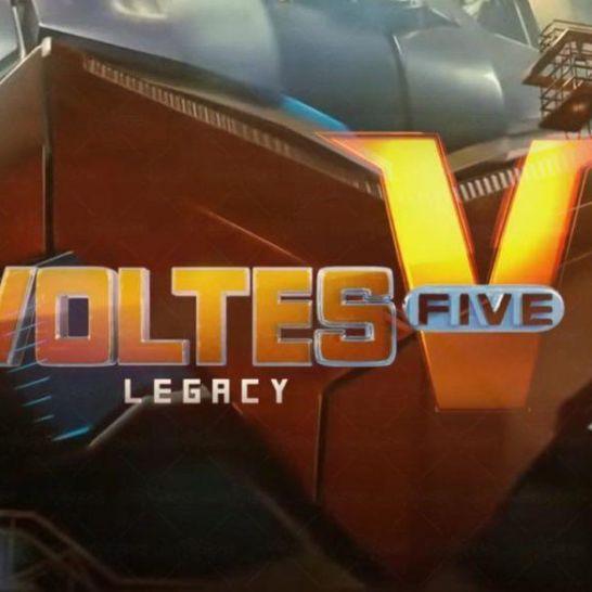 voltes V legacy Vultus V
