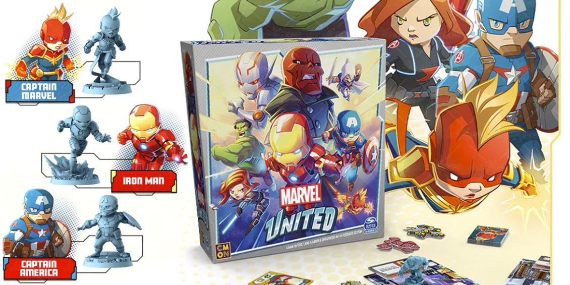 marvel united kickstarter