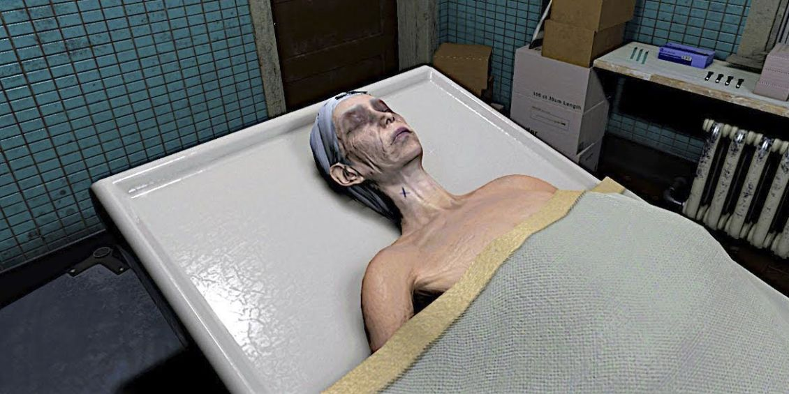 The Mortuary Assistant