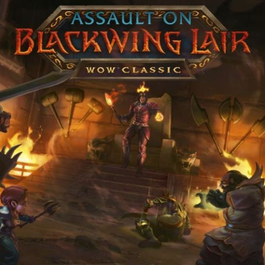 World of Warcraft Classic Blackwing Lair