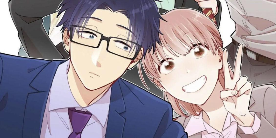 Wotakoi - Love is hard for otaku