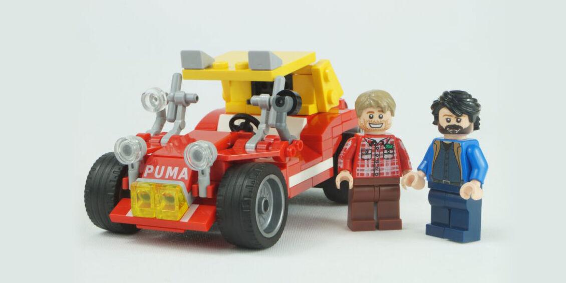 Dune Buggy LEGO