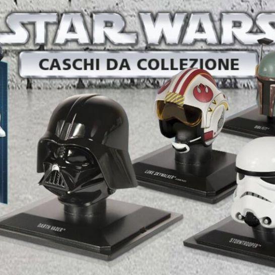 Caschi da collezione di Star Wars