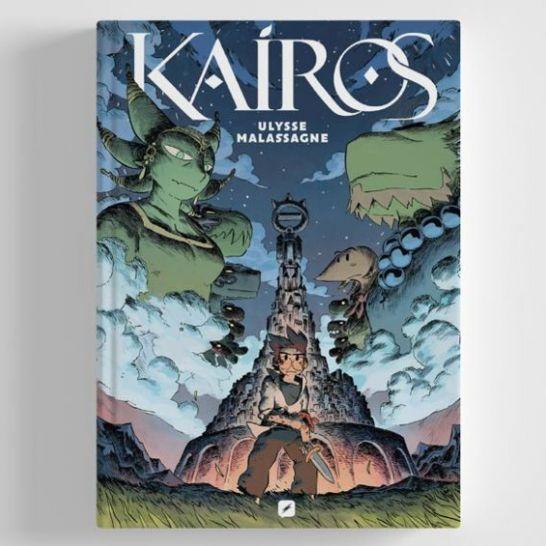 Kairos edizioni BD