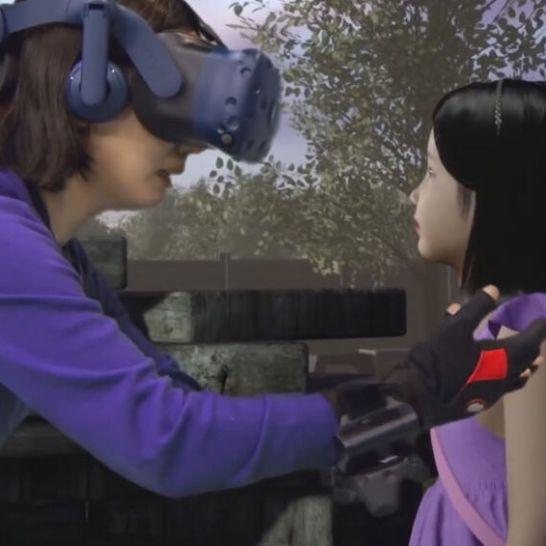 realtà virtuale fa riabbracciare mamma e figllia