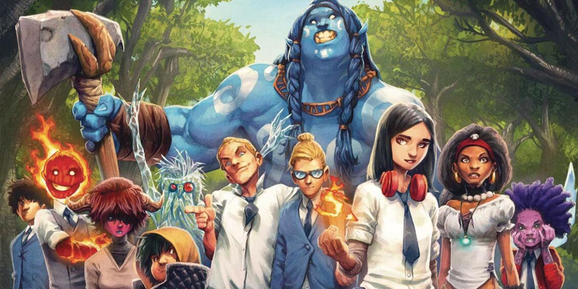 Marvel Strange Academy