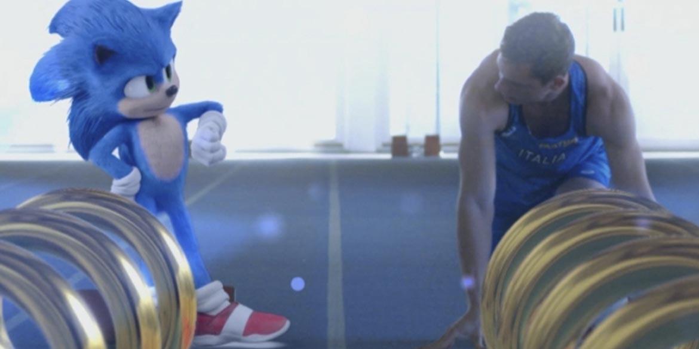 Sonic e Filippo Tortu