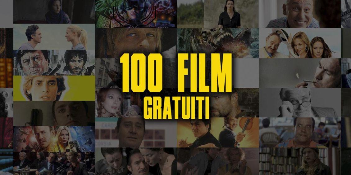 100 film gratis the film club