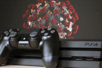 coronavirus playstation
