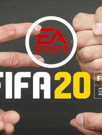 FIFA 20 carta sasso forbice