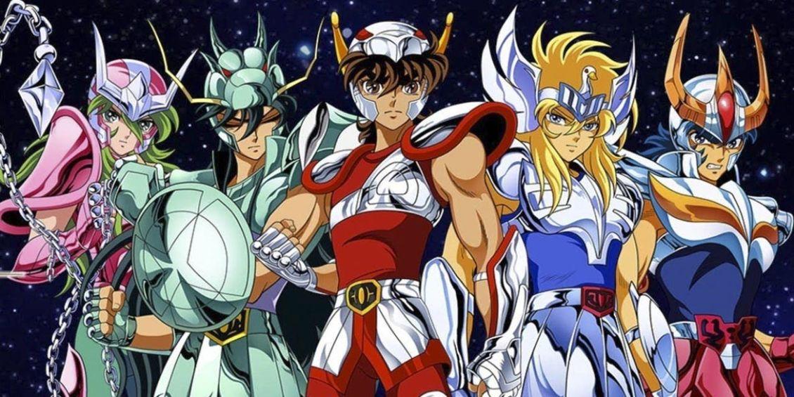 I Cavalieri dello Zodiaco Saint Seiya
