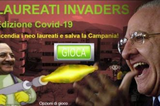 Laureati Invaders
