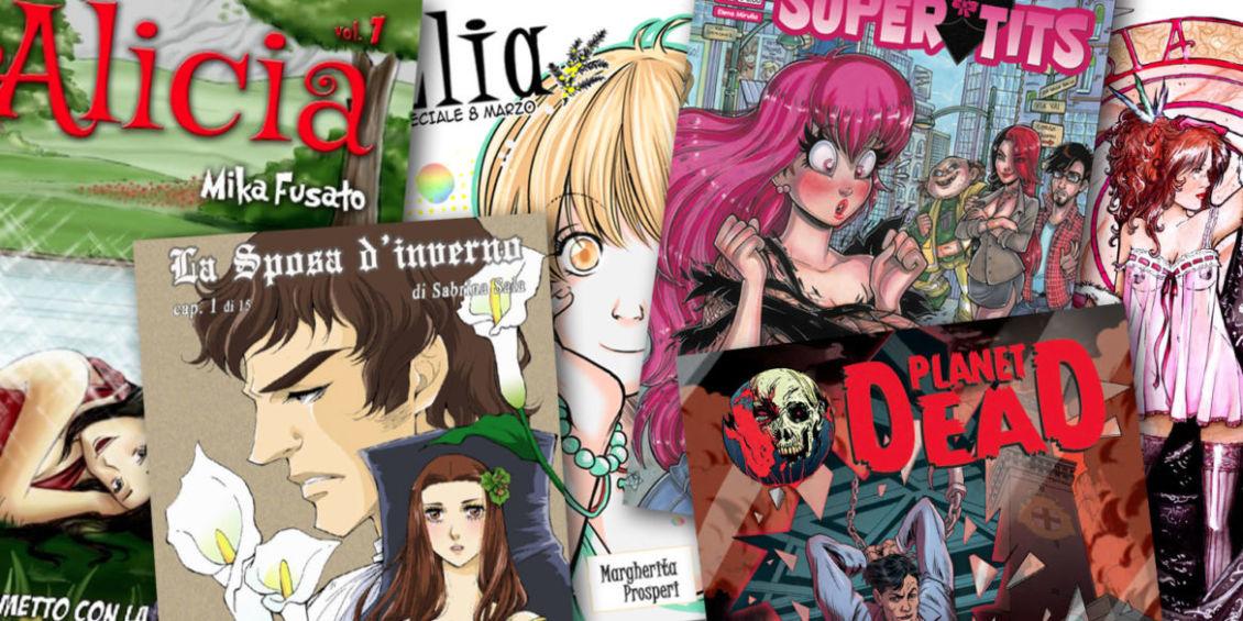 Reika Manga e Cronaca di Topolinia