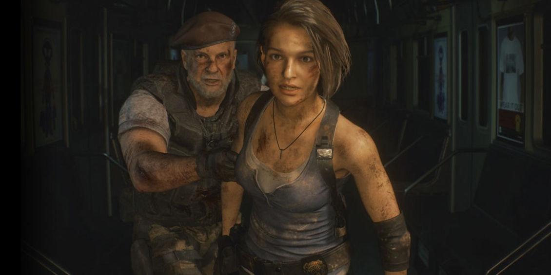 Resident Evil 3 Remake Demo