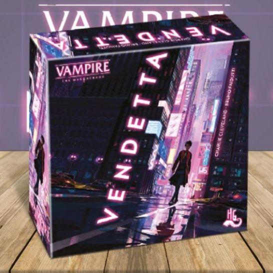 vampire the masquerade vendetta