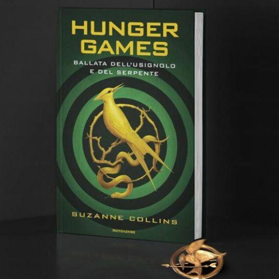 Hunger Games: Ballata dell'usignolo e del serpente mondadori