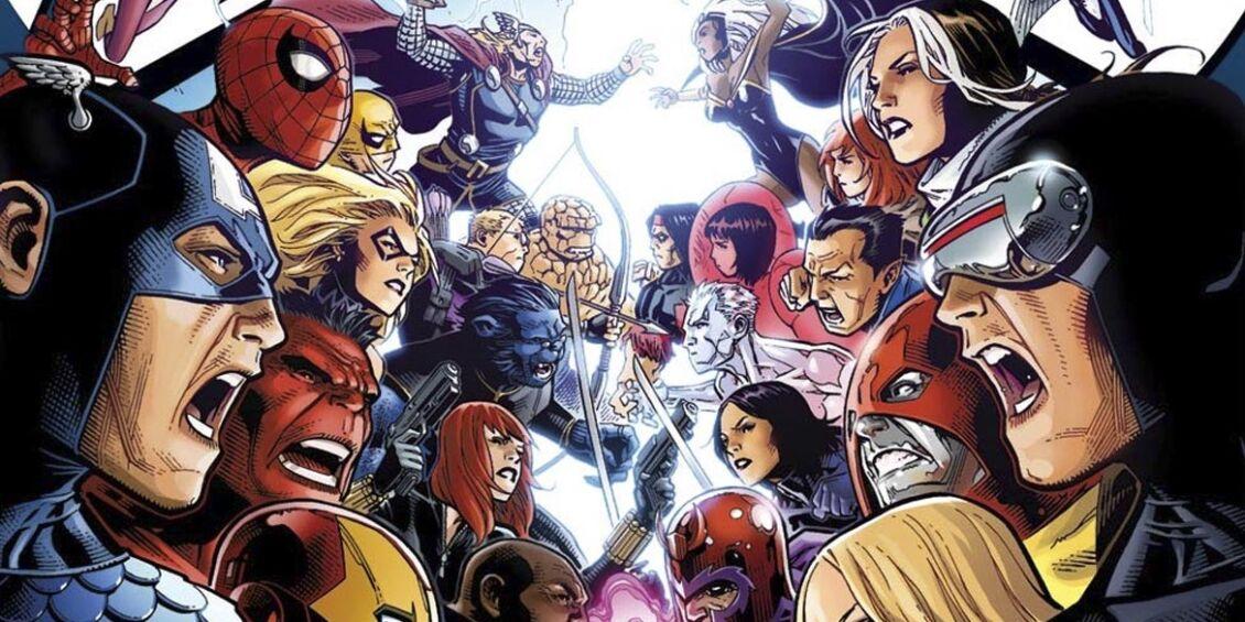avengers vs X-men Marvel