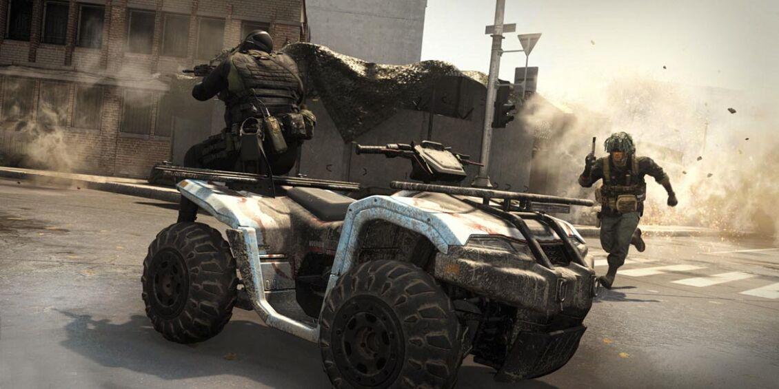 Call of Duty Modern Warfare e Warzone
