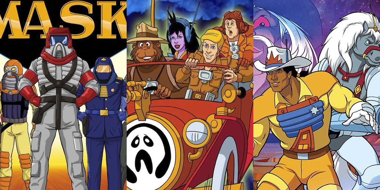 cartoni animati anni '80 filmation