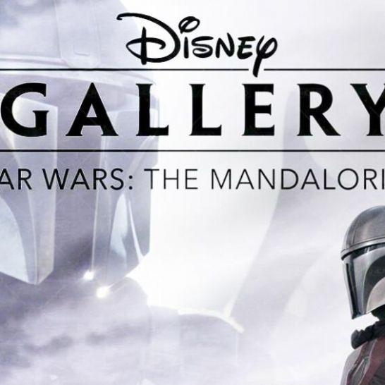 Disney Gallery Star Wars: The Mandalorian