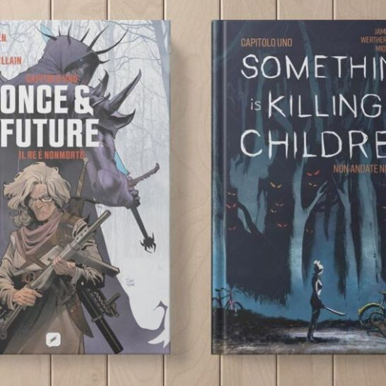 Edizioni BD annuncia Something is Killing the Children Once & Future
