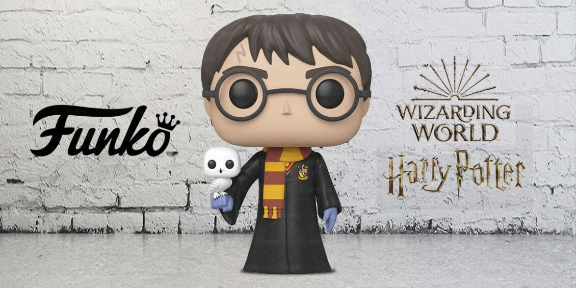 Harry Potter funko pop grande