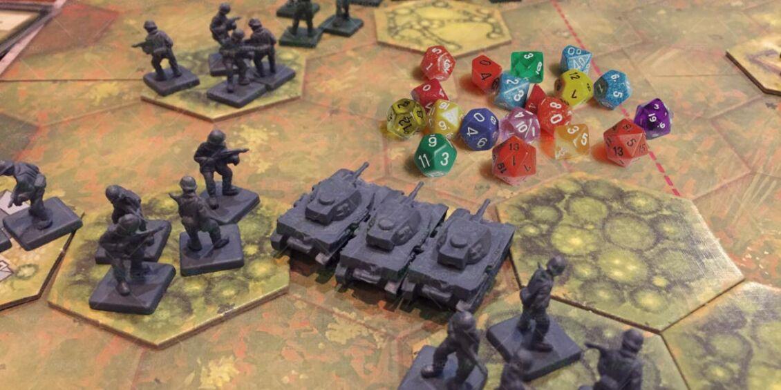 migliori wargame giochi da tavolo di guerra