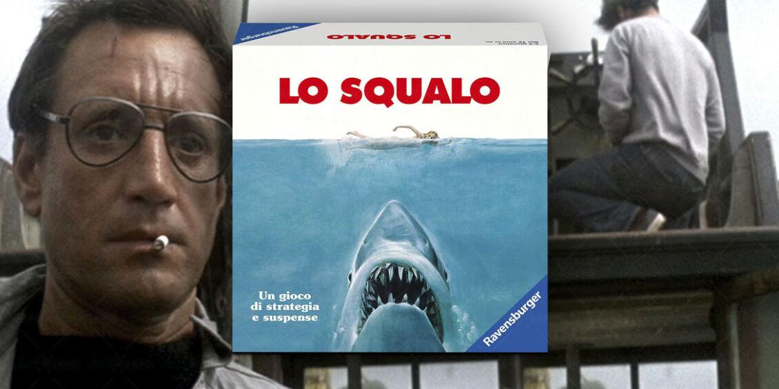 squalo jaws gioco tavolo italiano