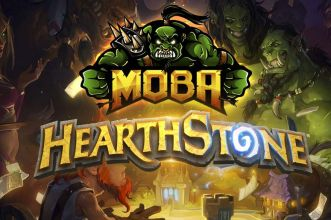 MOBA Charity Tournament Hearthstone