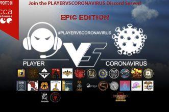 player vs coronavirus
