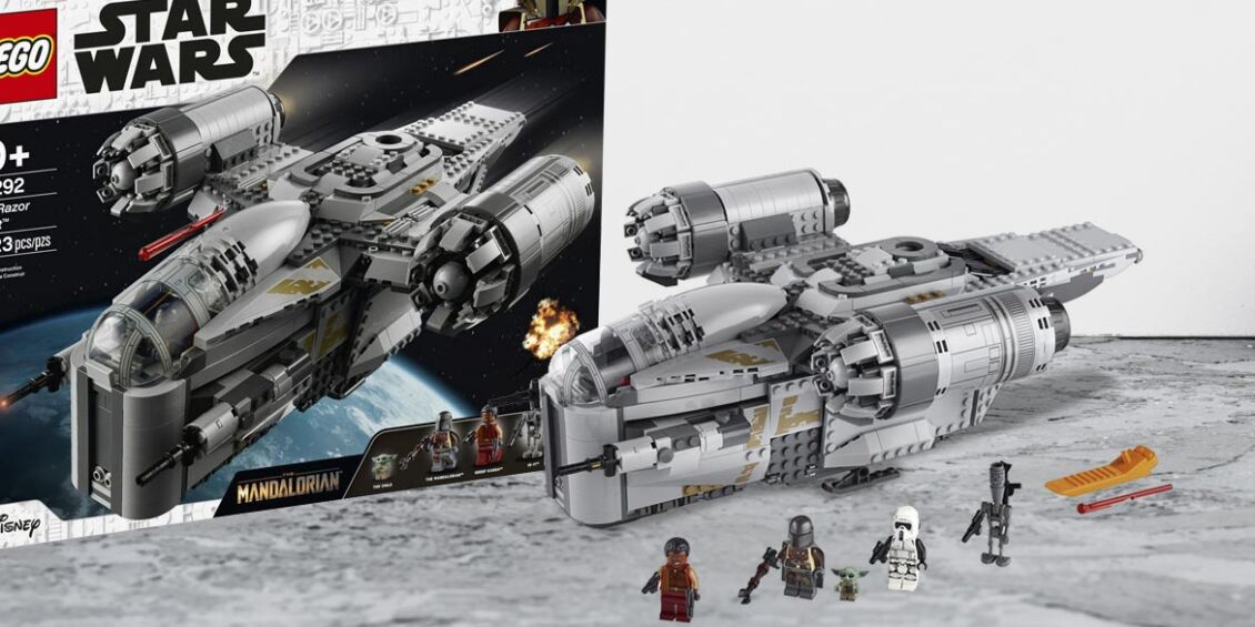 Razor Crest LEGO