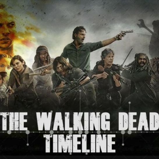 The Walking Dead timeline