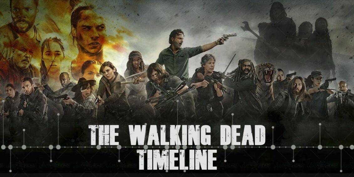 The Walking Dead timeline